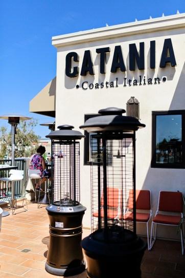 Catania La Jolla / Coastal Italian Food San Diego.