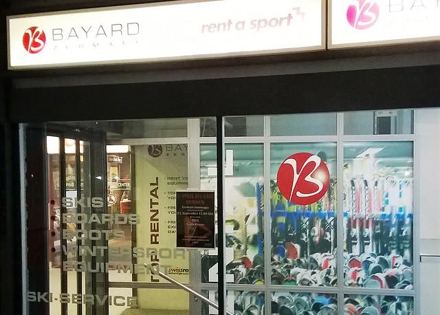 Beyard Sports store