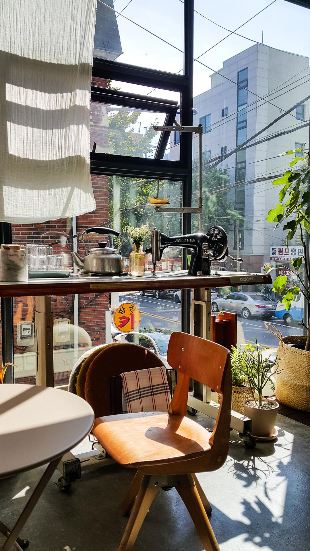 Seoul Cafés | Mangwon | Hungo Ringo Bread