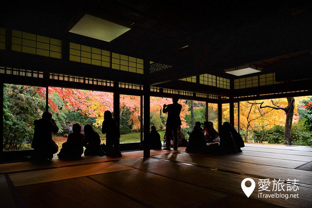 京都賞楓景點 琉璃光院 37