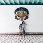visiting Kraton Jogjakarta