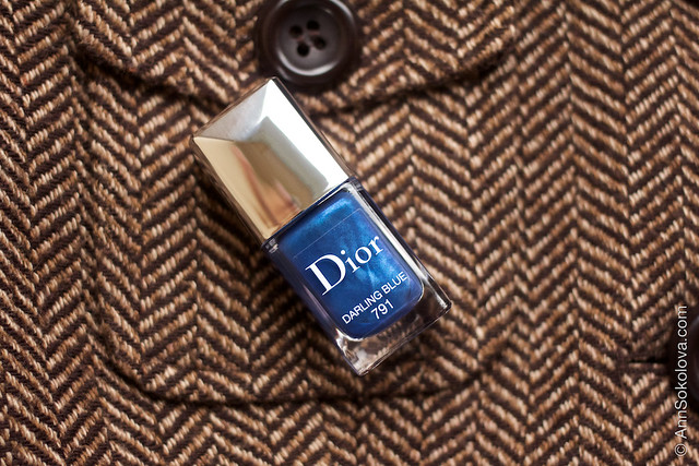 01 Dior #791 Darling Blue