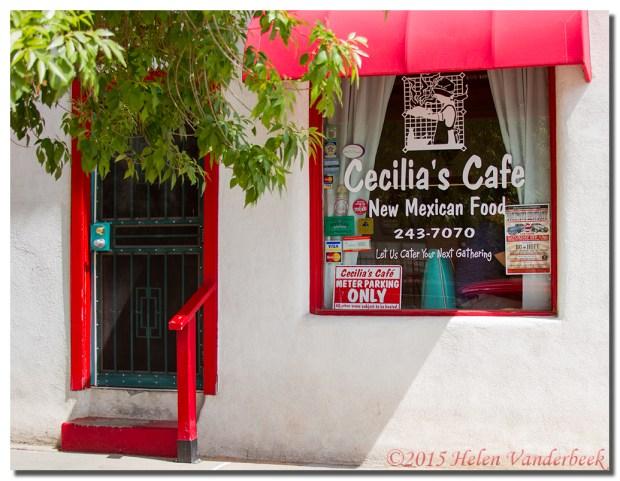 Cecilia's Café