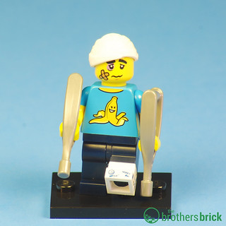 Collectible Minifigs Series 15 Patient