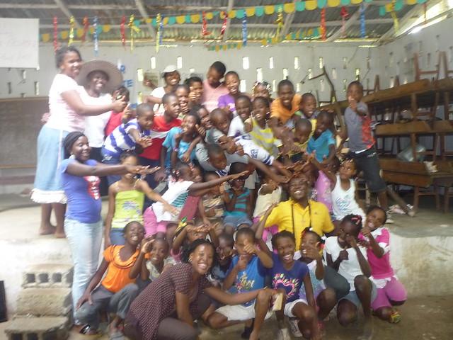 Camp d'été FESMAR 2015