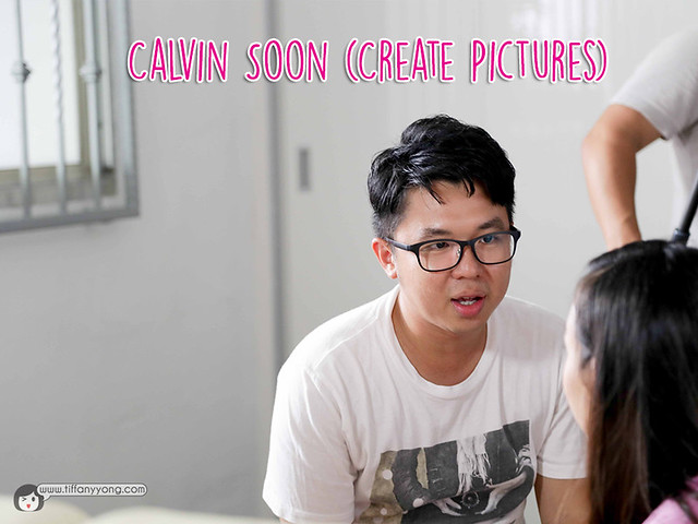 Calvin Soon Create Pictures