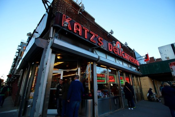 Katz's Delicatessen