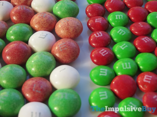 Shimmery White Chocolate M&M's 3