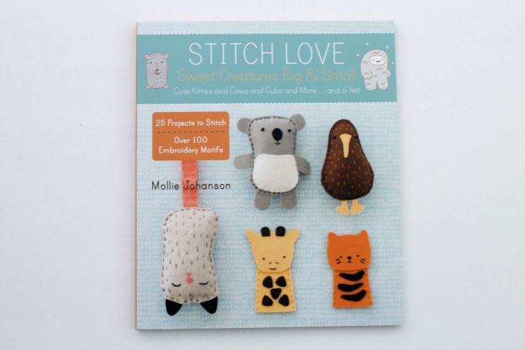 Stitch Love by Mollie Johanson