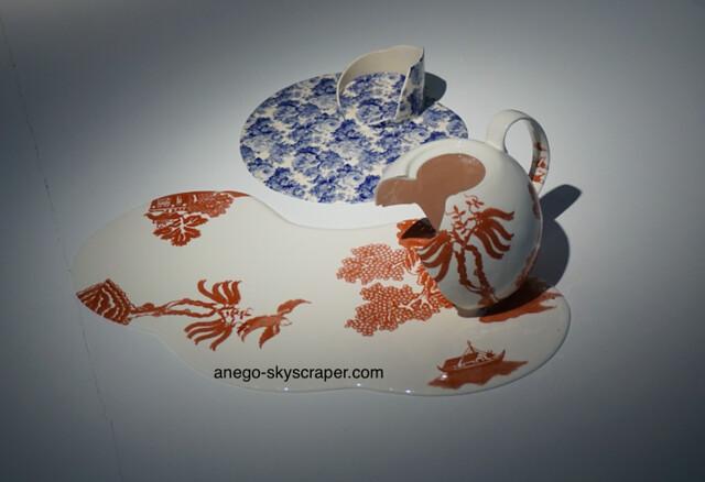 陶瓷博物館の展示