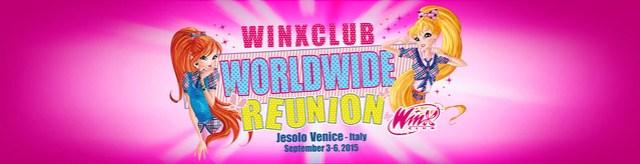 Winx Worldwide Reunion