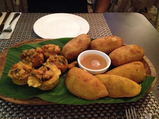 platos típicos Panamá