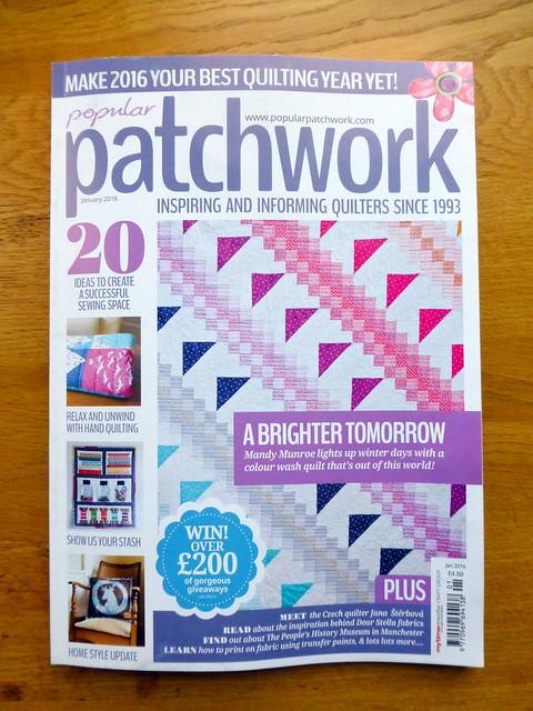 Popular Patchwork Jan'16
