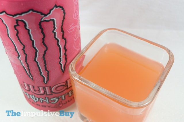 Monster Pipeline Punch Energy Juice 2