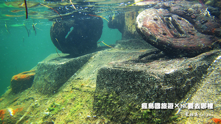 71塞班島坦克車潛水