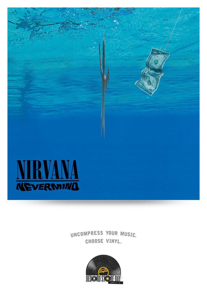 Record Store Day - Nirvana