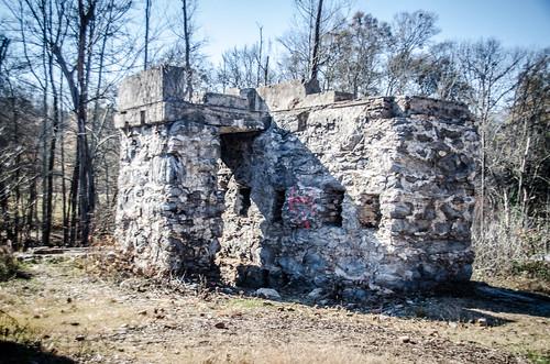 Glendale Mill Ruins-008