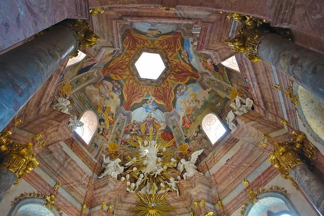 Das Kloster Neuzelle (Nova Cella) in der Niederlausitz