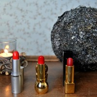 Beauty : Red lipsticks