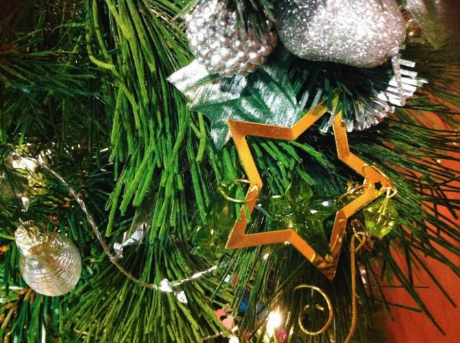 My idea of Christmas, whether old-fashioned or modern, is very simple: loving others