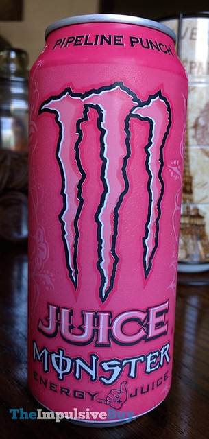 Monster Pipeline Punch Energy Juice