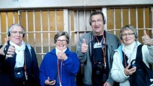 Visite en francais de la prison d'Alcatraz lors de la visite privée de San Francisco avec www.frenchescapade.com