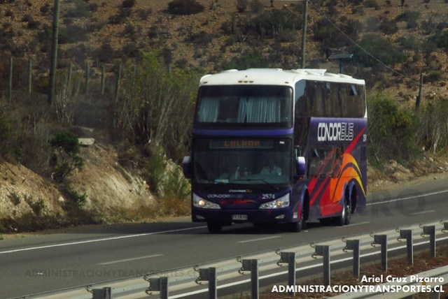 Condor Bus - Norte Chile - Modasa Zeus / Mercedes Benz (FXFW30) (2574)