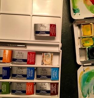 winsor newton watercolor set - 9