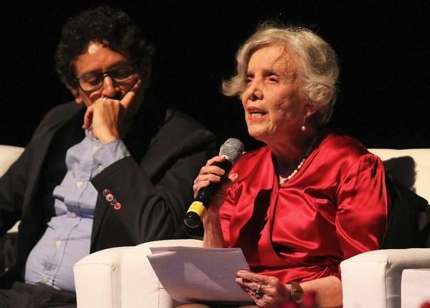 Emotivo homenaje a Monsiváis en su quinto aniversario luctuoso