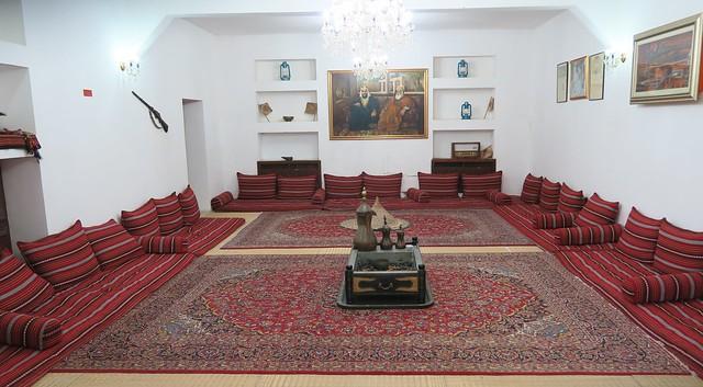 meeting mashura room al ain palace museum