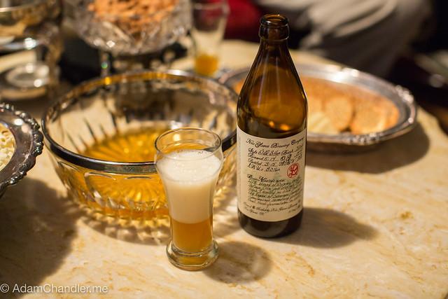 New Glarus R&D Beers (2015)