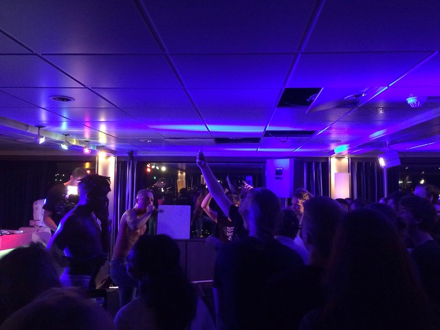 SAIL Amsterdam 2015 MediaMonks party
