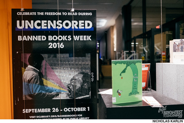 Uncensored Banned Books Week 2016-2