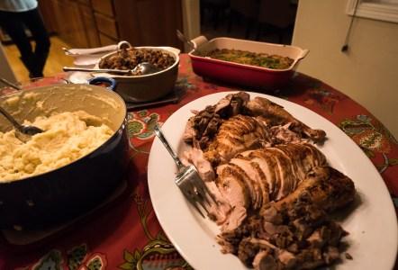 Thanksgiving Dinner-10