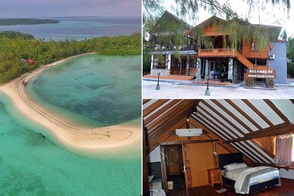 ohoview island resort