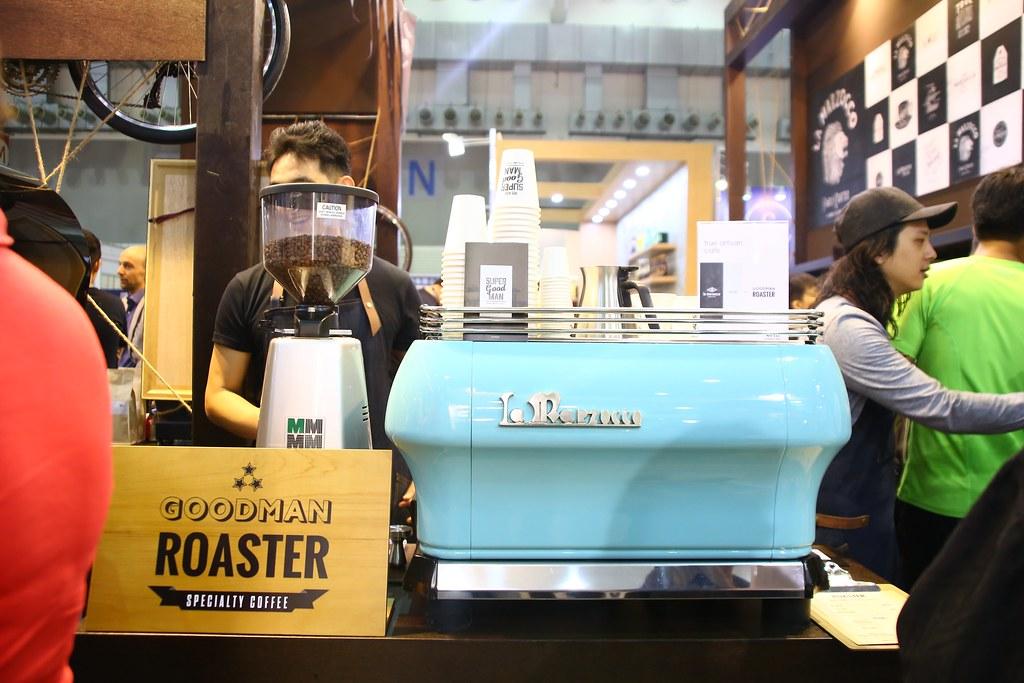 2016 臺灣國際咖啡展(2016 Taiwan International Coffee Show)南港展覽館4樓 @ 【Uncle Coffee】咖啡大叔 :: 痞客邦