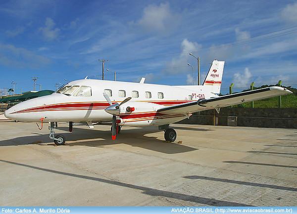 Abaeté - Embraer 110 Bandeirante