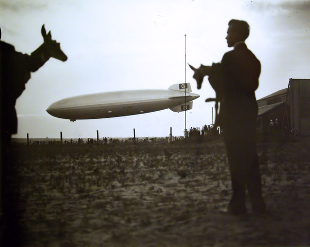 Pronghorn Passengers for the Hindenburg (Luftschiff Zeppelin #129) – August 19, 1936