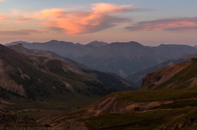 Matterhorn Creek Morning