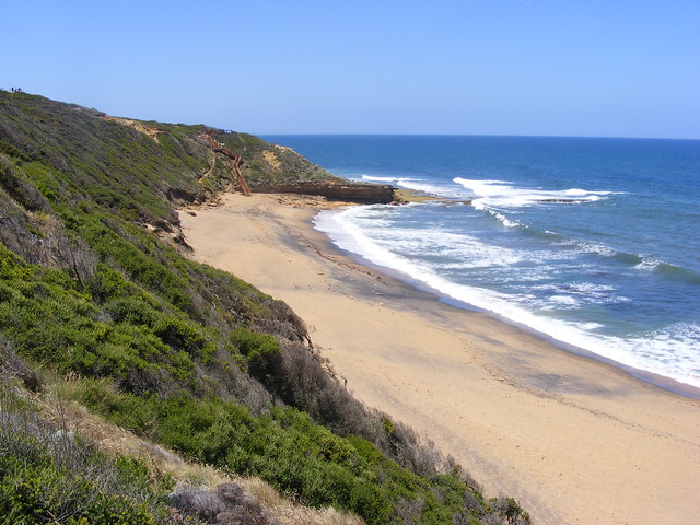 Picture from Bells Beach, Australia