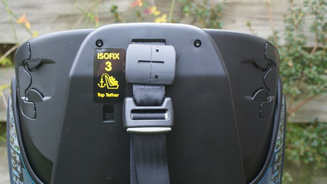 Maxi-Cosi Axissfix Plus Top Tether Isofix
