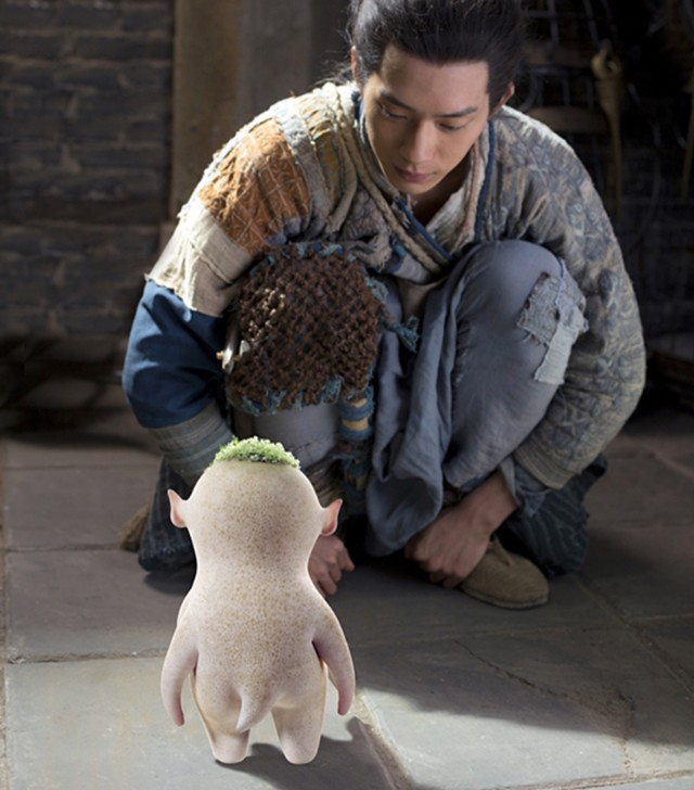 Jing Boran Monster Hunt