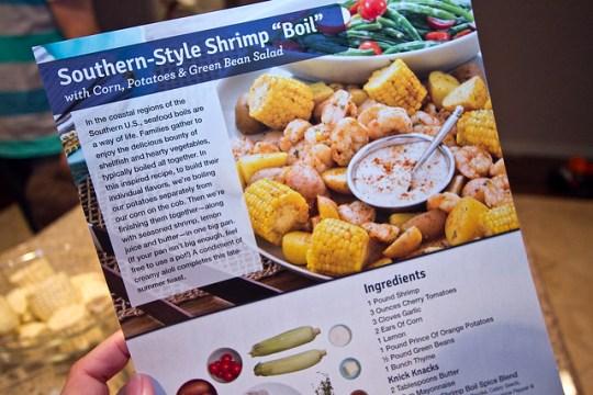 Blue Apron Southern-Style Shrimp Boil