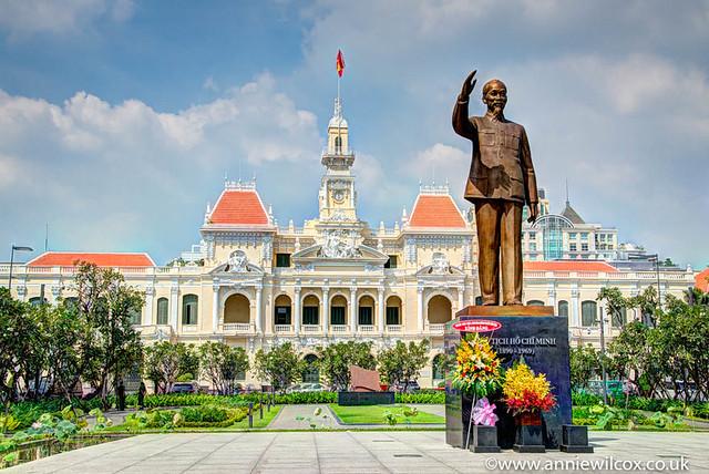 Minh Ho Vietnam University Chi City National