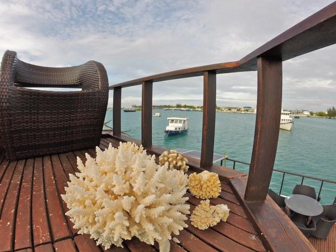 Malediivit airbnb