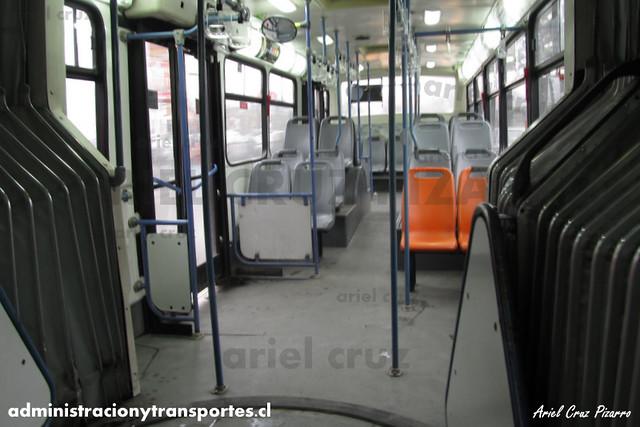 Transantiago - Inversiones Alsacia - Busscar Urbanuss / Volvo (ZN5419)