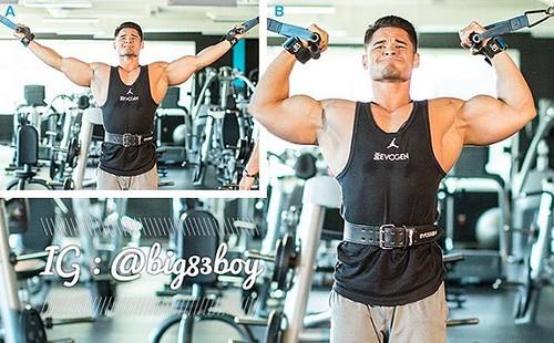 High biceps cable curl  By : @jeremy_buendia  تمرين بايسب كيبل عالي  للاعب : جيريمي .. .. .. .. .. .. #cardio #dedication  #bodybuilding #muscles #muscle #Kuwait #q8 #kuw  #colorado #oxygen #protein #biceps #الكويت #السعودية #الامارات #البحرين #قطر #دايت  Excessive biceps cable curl  By : @jeremy_buendia  تمرين بايسب كيبل عالي  للاعب : جيريمي .. .. .. .. .. .. #cardio #dedication  #bodybuilding #muscle tissue #muscle #Kuwait #q8 #kuw  #colorado #oxygen #protein #biceps #الكويت #السعودية #الامارات #البحرين #قطر #دايت 30649031701 d65e6a8bdb