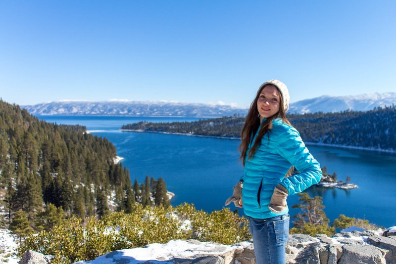 11.28. Emerald Bay Scenic Overlook