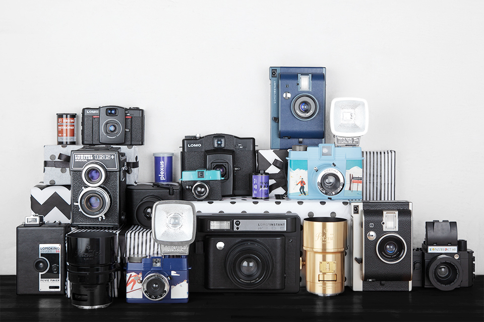 Lomography holiday gift guide