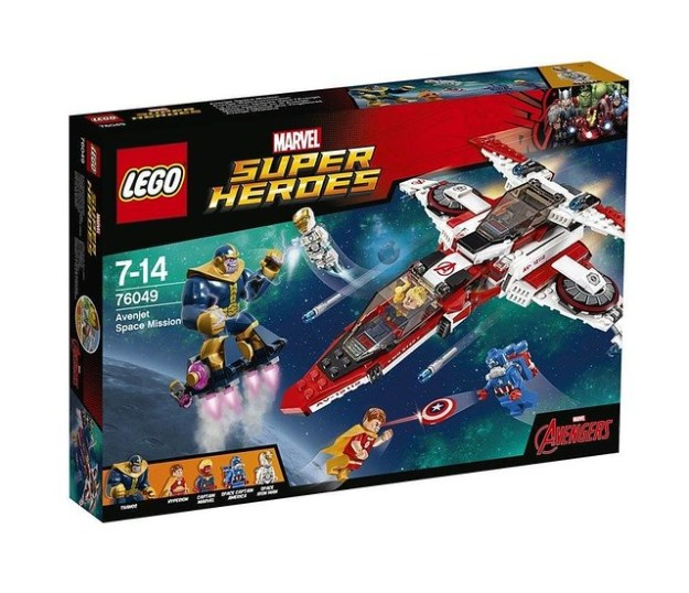 76049 Avenjet Space Mission